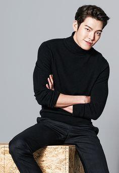 """ Kim Woo Bin in Magazine M """