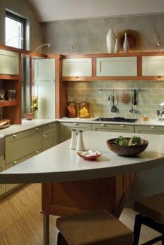 Ways To Decorate A kitchen storage set only on gardnerandbar.com Simple Kitchen Design, Kitchen Layout, Kitchen Ideas, Kitchen Decor, Latest Kitchen Designs, Timeless Kitchen, Kitchen Planner, Small Space Kitchen, Kitchen Photos