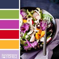 Garden Greens #patternpod #patternpodcolor #color #colorpalettes