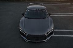 Badass Audi R8 V10 By Boden Autohaus !
