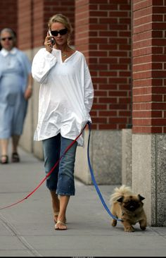 uma thurman. But I want the dog.