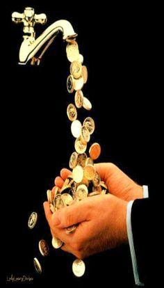 make-money-online.biz #luxury #lifestyle raining money sweetheart
