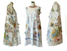 Alexandra Drenth textiele handwerken
