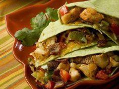 Chicken Quesadillas   https://www.facebook.com/photo.php?fbid=589177521127050=a.359634600748011.88978.194974980547308=1