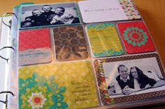 IHeart Organizing: February Challenge: Project Photography {step 3 - organize prints}