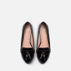 19eb42de3a2 Image 4 of LOAFERS WITH TASSELS from Zara Tassel Loafers