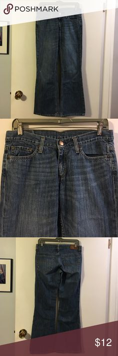 Express X2 denim laboratory jeans 5 pocket. Cotton with a touch of spandex Express Jeans Boot Cut