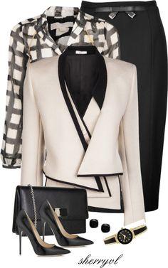 How To Style Bouchra Jarrar Natte De Laine Jacket