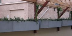 Image result for planter box on wall