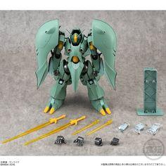 P-Bandai Exclusive: Gundam Assault Kingdom Quin-Mantha - New Images & Release Info