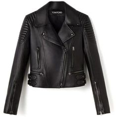 LEATHER BIKER JACKET (85.930 ARS) ❤ liked on Polyvore featuring outerwear, jackets, coats, leather jacket, leather motorcycle jacket, genuine leather jackets, biker jackets, leather biker jacket and 100 leather jacket