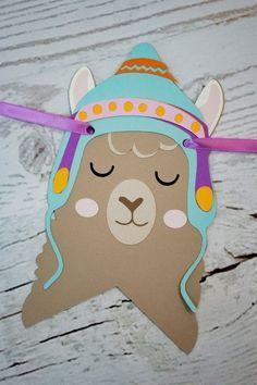 Vibrante y creativa fiesta de Llamas | Amor de Fiesta Bolgs Girl Birthday Themes, 1st Boy Birthday, Happy Birthday Banners, Alpacas, Baby Llama, Cute Llama, Llama Face, Llama Birthday, Llama Alpaca