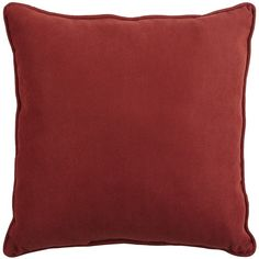 Calliope Pillows Spice ($16) ❤ liked on Polyvore featuring home, home decor and throw pillows