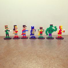 Super heroes by pappas parlor