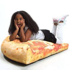 Pizza Bean Bag Chair.