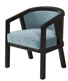 Oak Park chair can function as a side chair or dining chair