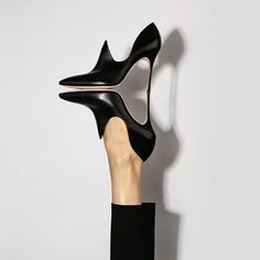 "Manolo Blahnik: ""On reflection. Stiletto Heels, Shoes Heels, Pumps, Swarovski, Couture Shoes, Manolo Blahnik Heels, Beautiful High Heels, Fashion Heels, Designer Shoes"