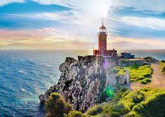 Trefl Puzzle 1000 Teile Leuchtturm am Kap Melagavi (10436) Griechenland in Spielzeug, Puzzles & Geduldspiele, Puzzles | eBay | http://nextpuzzle.de