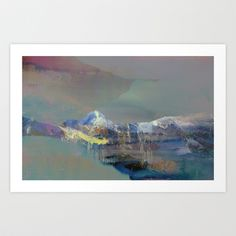 Untitled 20141002l Art Print by tchmo - $18.00