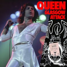 Queen - A Day At The Apollo; May 1977 - Apollo Theatre, Glasgow, Scotland Music Album Covers, Music Albums, Apollo Theater, Theatre, Glasgow Scotland, Other People, Windsor, 30th, Musicals