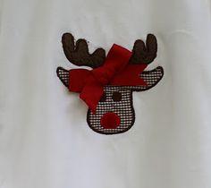 **Rudolph applique**