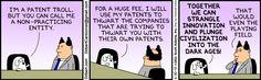 The Dilbert Strip for June 30, 2012