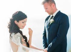 Fine Art Film Wedding Photographers in Tuscany Santorini Wedding, Destination Wedding Photographer, Floral Design, Stylists, Fine Art, Weddings, Wedding Dresses, Hair, Bride Dresses