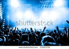 Concert Crowd Stock Photos, Images, & Pictures | Shutterstock