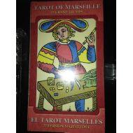 Tarot of Marseille Deck