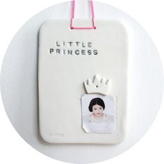Ceramic Little Princess tiles Bis Morgen