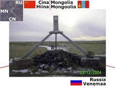 Confini amministrativi - Riigipiirid - Political borders - 国境 - 边界: 2004 CN-MN-RU Hiina-Mongoolia-Venemaa Cina-Mongoli...