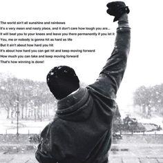 Rocky got it right!!!!
