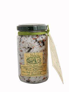 Sea Salt flavoured w/ Lemon Peel & Seaweeds