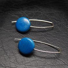Simple Modern Eco-Friendly Earrings