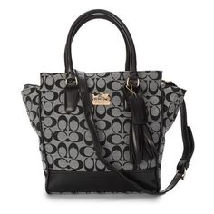 cheap Coach Black Gray Crossbody Bag sales online,save up to 90% off on the lookout for limited offer,no tax and free shipping.#handbag #design #totebag #fashionbag #shoppingbag #womenbag #womensfashion #luxurydesign #luxurybag #coach #handbagsale #coachhandbags #totebag #coachbag