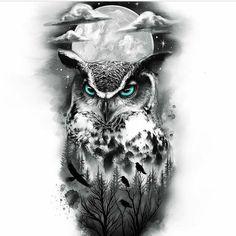 Lion Tattoo Sleeves, Wolf Tattoo Sleeve, Best Sleeve Tattoos, Tattoo Sleeve Designs, Eagle Tattoos, Wolf Tattoos, Animal Tattoos, Eagle Tattoo Forearm, Badass Tattoos