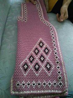 Tunisian Crochet, Filet Crochet, Knit Crochet, Baby Knitting Patterns, Crochet Patterns, Creative Knitting, Moda Emo, Nike Lunar, Helly Hansen