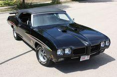 1970 Pontiac GTO Judge www.oldcarsweekly.com