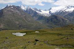 beautiful mountain landscape: Austria, Solden  More pictures on Irene's Closet blog www.ireneccloset.com