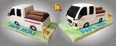 Cake by Faj Custom Cakes #Multicab #themecakes #carcakes #celebrationcakes #cakesiligan #truckcakes #3Dcakes #birthdaycake #cakesphilippines #FAJ #experienceFAJ At FAJ, #webakehappiness