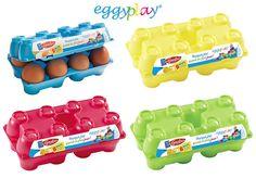 EggyPlay, la boîte d'œuf en plastique, réutilisable pour jouer comme des légos, Le Gaulois, Déc2014