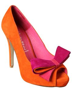 I don't know what I would wear these shoes with but I love them