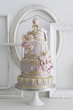 Cake Decoration Alexandria : 1000+ images about Haute Couture Cakes on Pinterest ...
