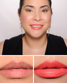 Urban Decay Wired Vice Lipstick Review & Swatches