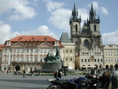 Visit Prague (Here is the reason) - The Old Town