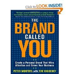 'The Brand Called You', excelente libro de Peter Montoya de Personal Branding