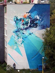 The Outsiders | News | Robert Proch | Street Art Communication Festival