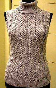 Diy Crafts - beautiful kintting pattern: knitting cable for scraf and sweater free knitting pattern pattern on the sleeve may be usefu Knitting Blogs, Sweater Knitting Patterns, Knitting Designs, Knit Patterns, Free Knitting, Dressy Sweaters, Sweaters For Women, Sweater Making, Pulls