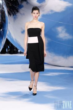 Christian Dior - Ready-to-Wear - Fall-winter 2013-2014 - http://en.flip-zone.com/fashion/ready-to-wear/fashion-houses-42/christian-dior-3637