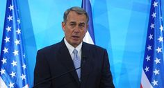 John Boehner in Israel: 'The world is on fire'